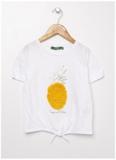Limon Company Limon Beyaz T-Shirt Beyaz